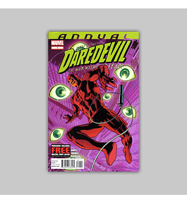 Daredevil Annual 1 2012