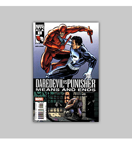 Daredevil Vs. Punisher: Means and Ends 1 2005