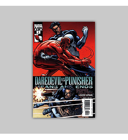 Daredevil Vs. Punisher: Means and Ends 5 2005