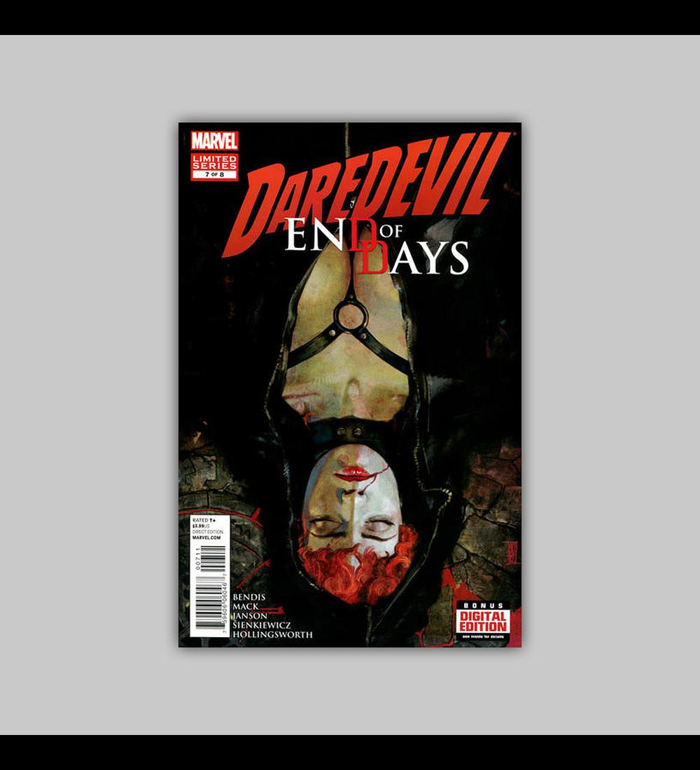 Daredevil: End of Days 7 2013