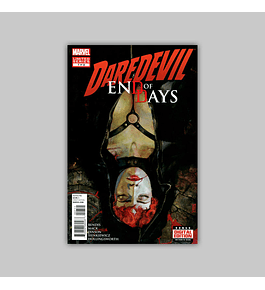 Daredevil: End of Days 7 2013