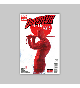 Daredevil: End of Days 8 2013