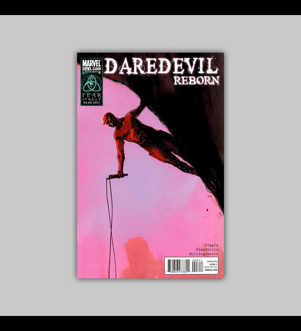Daredevil: Reborn 3 2011