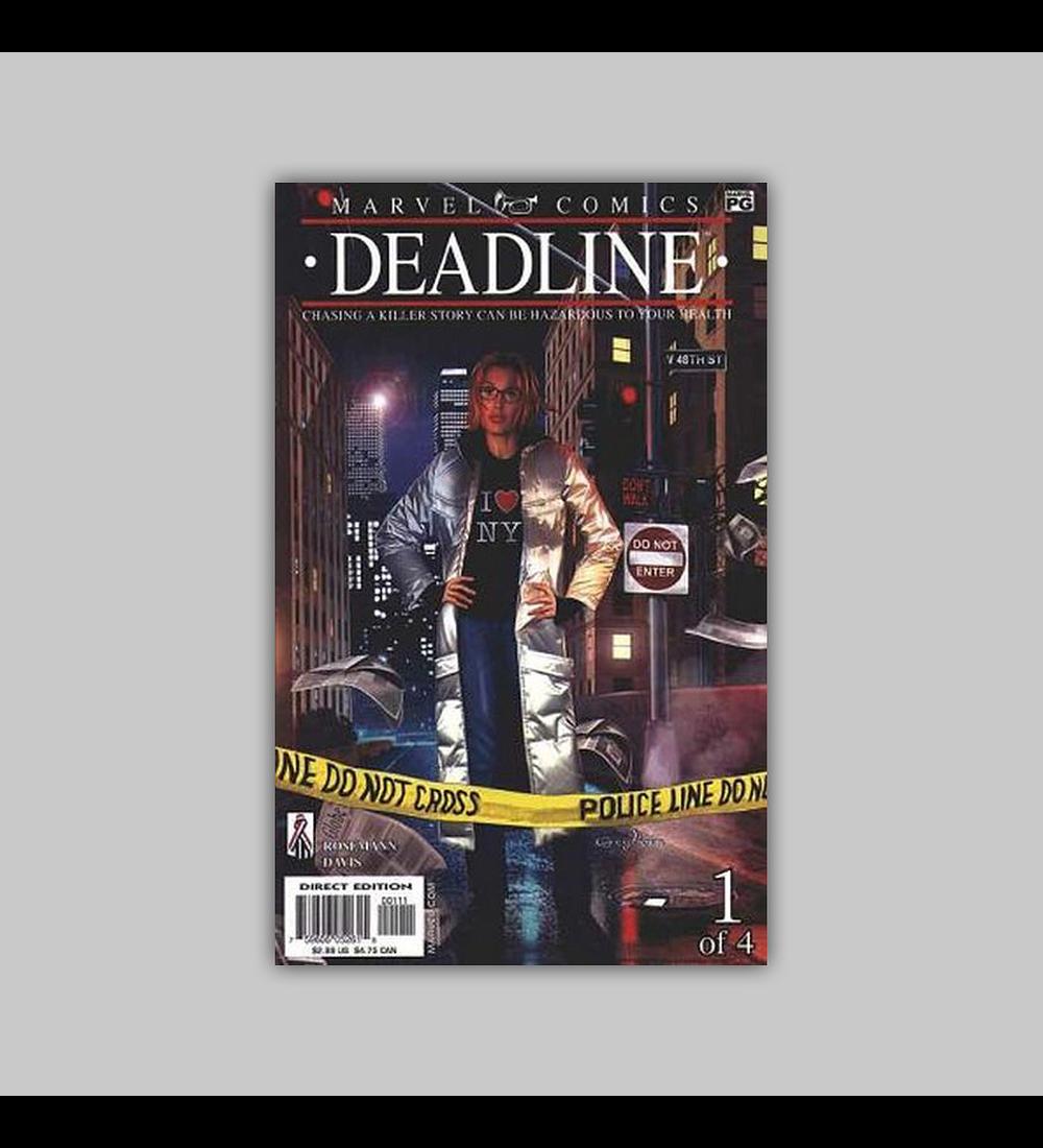 Deadline (complete limited series) 2002