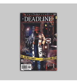 Deadline (complete limited series) 2002