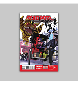 Deadpool (Vol. 3) 28 2014