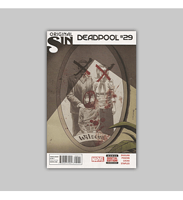 Deadpool (Vol. 3) 29 2014