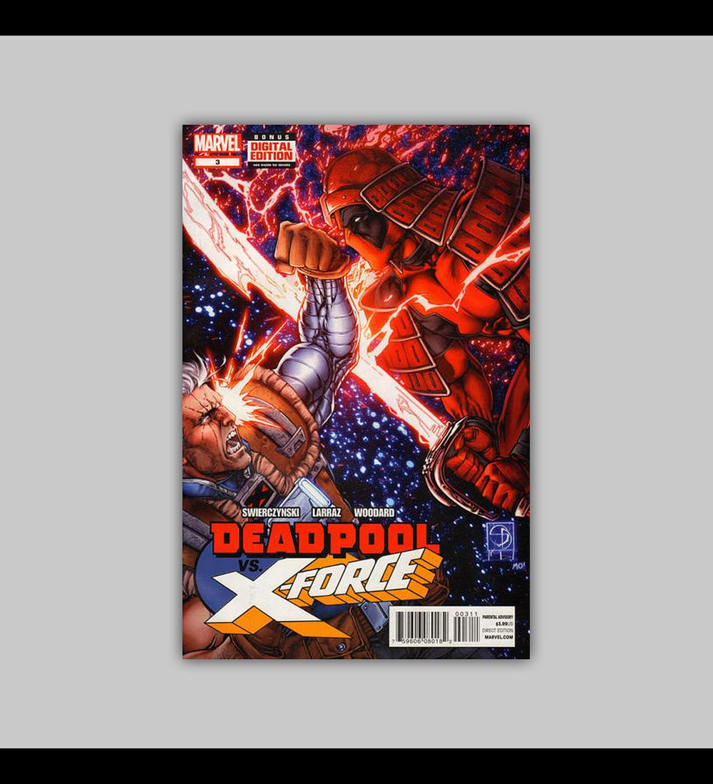 Deadpool Vs. X-Force 3 2014