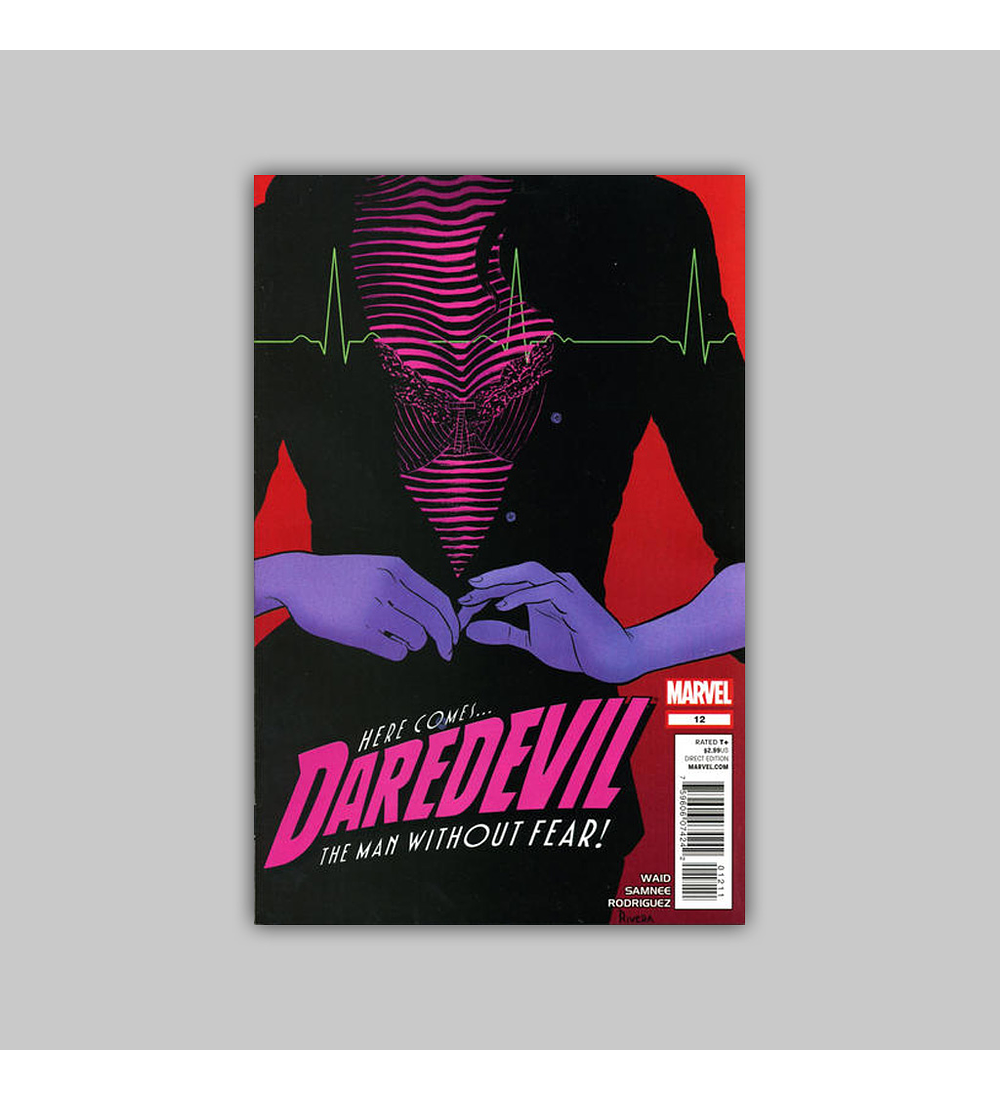 Daredevil (Vol. 3) 12 2012