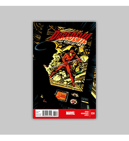 Daredevil (Vol. 3) 34 2014