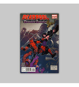 Deadpool: Dracula's Gauntlet 5 2014