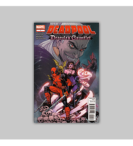Deadpool: Dracula's Gauntlet 7 2014