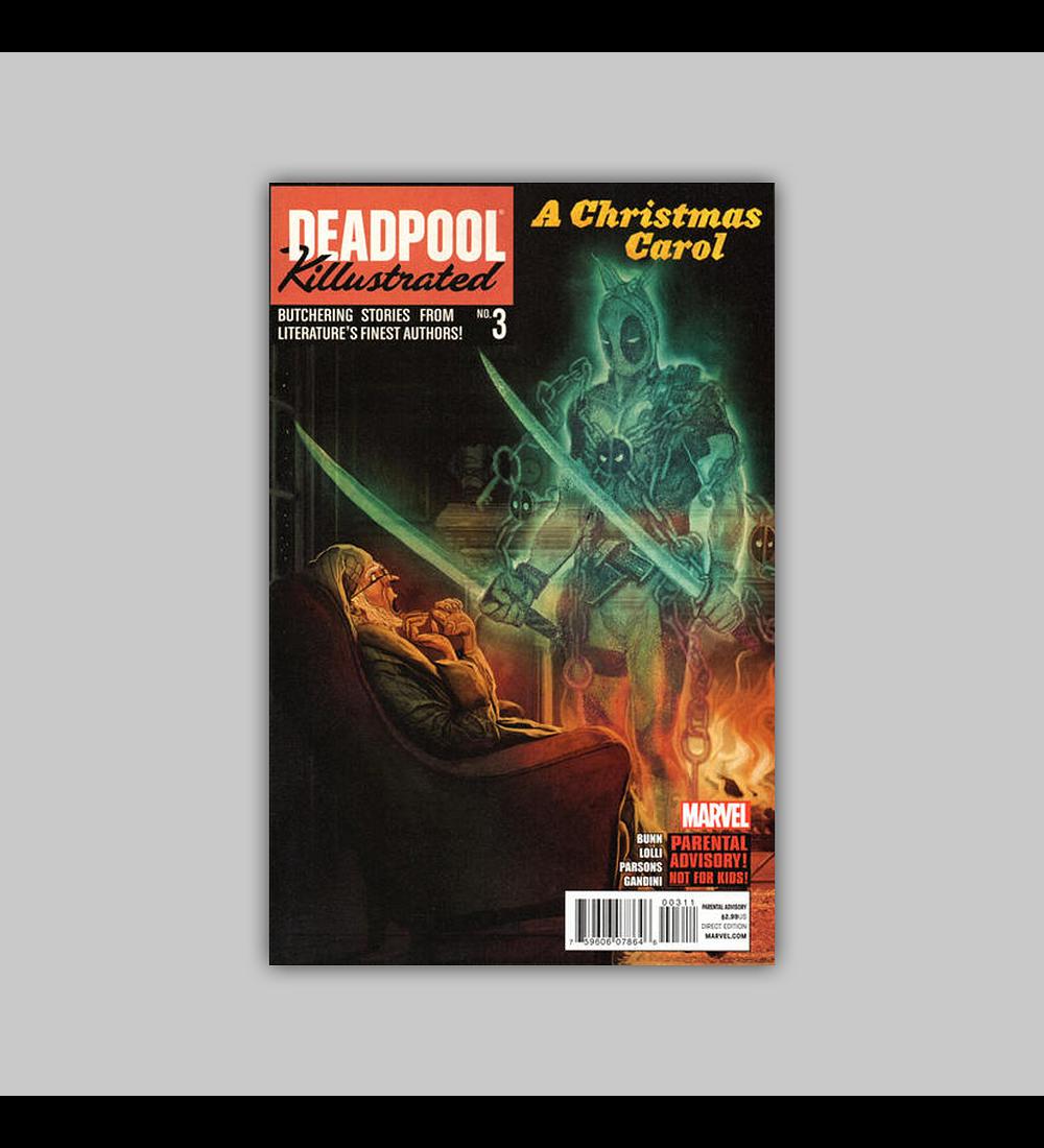 Deadpool: Killustrated 3 2013