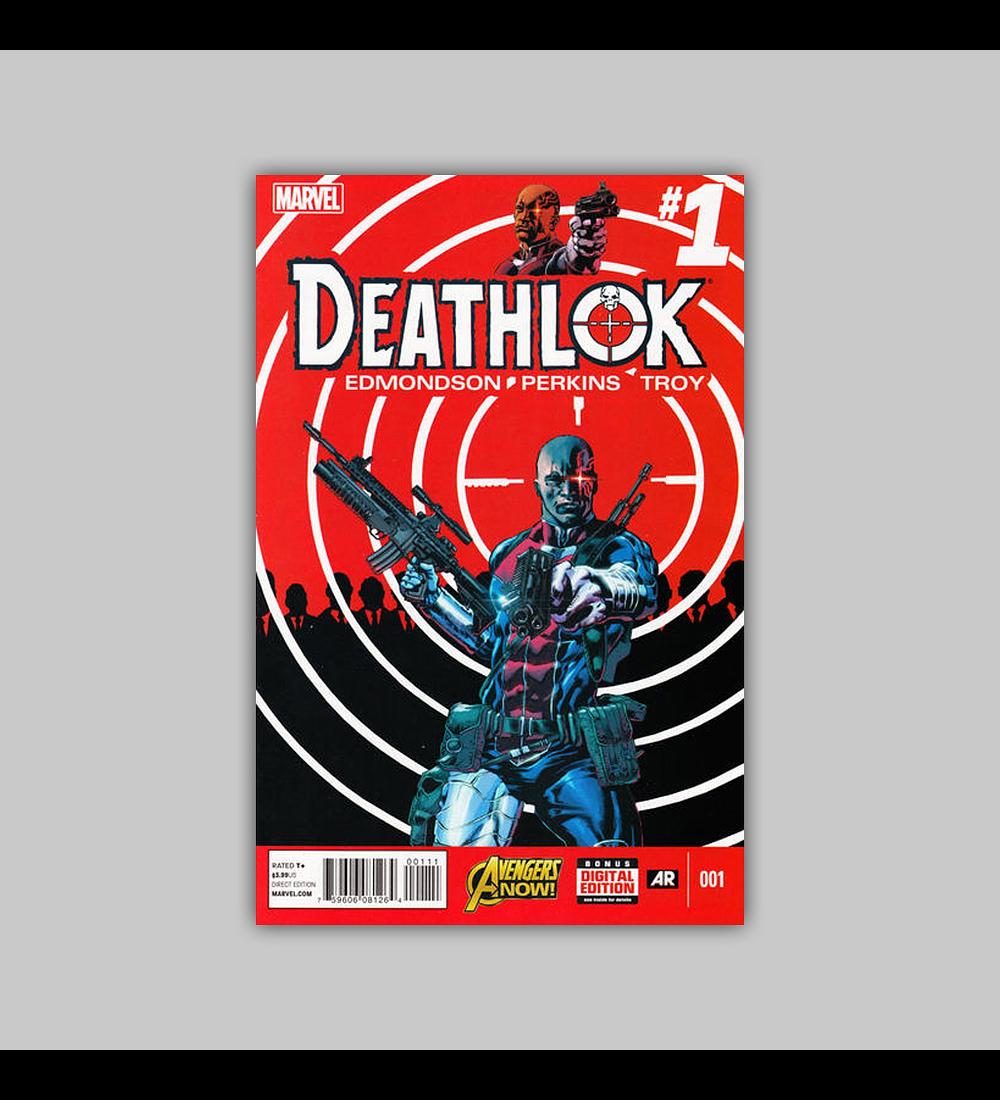 Deathlok (Vol. 3) 1 2014
