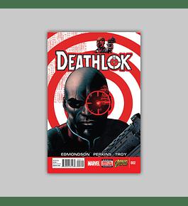 Deathlok (Vol. 3) 2 2015