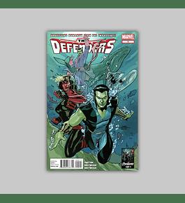 Defenders (Vol. 3) 5 2012