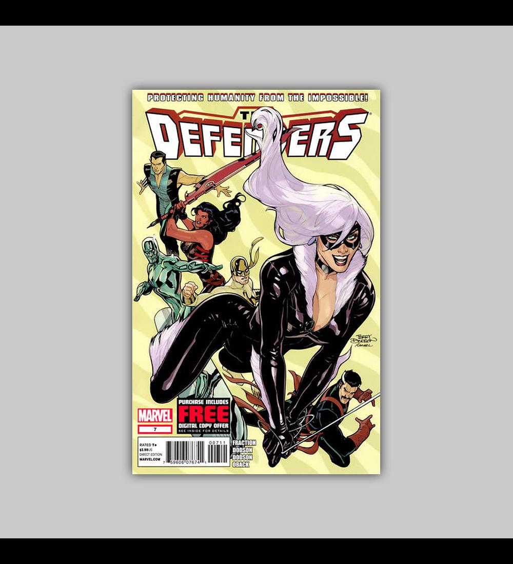 Defenders (Vol. 3) 7 2012