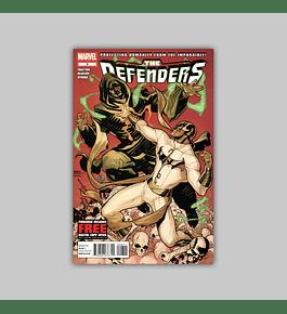 Defenders (Vol. 3) 8 2012