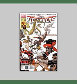 Defenders (Vol. 3) 10 2012