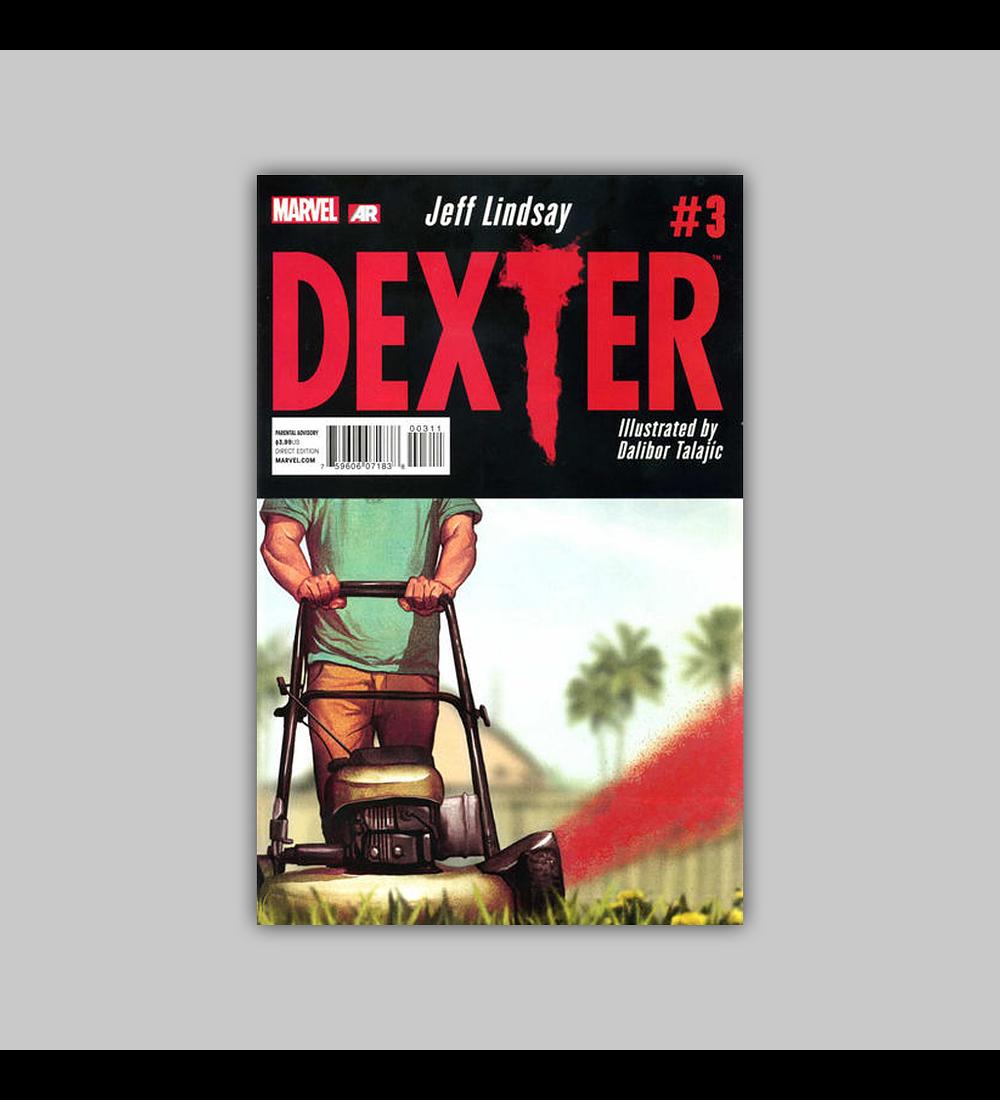 Dexter 3 2013
