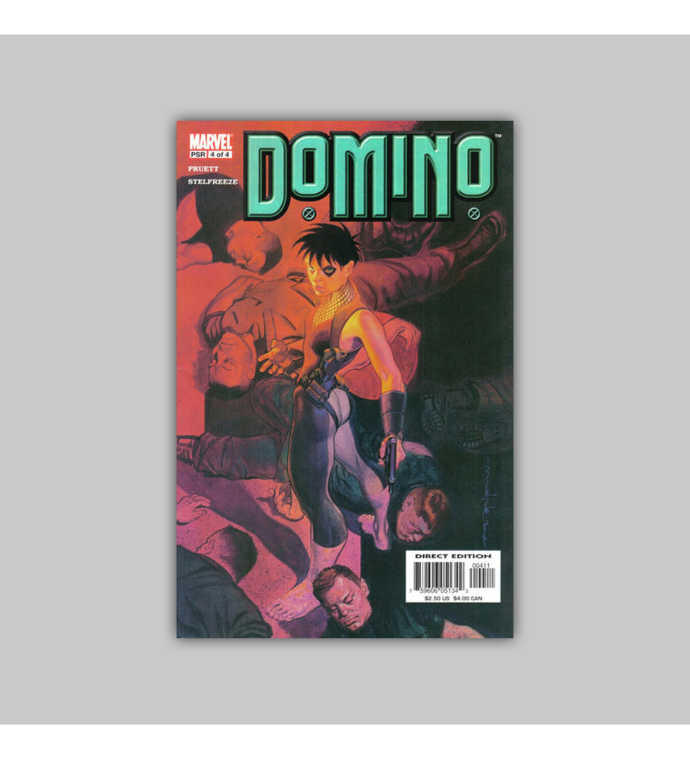 Domino (complete limited series) 2003