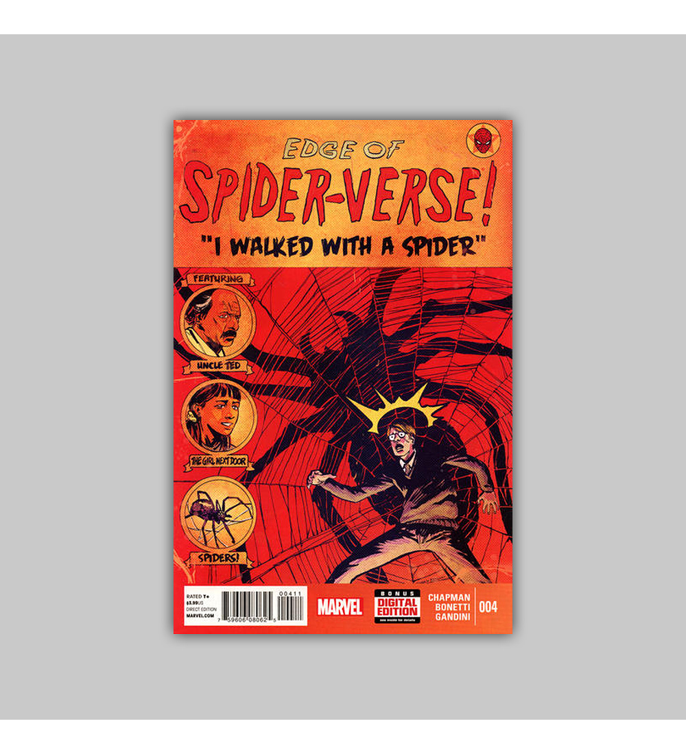 Edge of Spider-Verse 4 2014