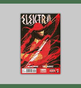 Elektra (Vol. 3) 2 2014