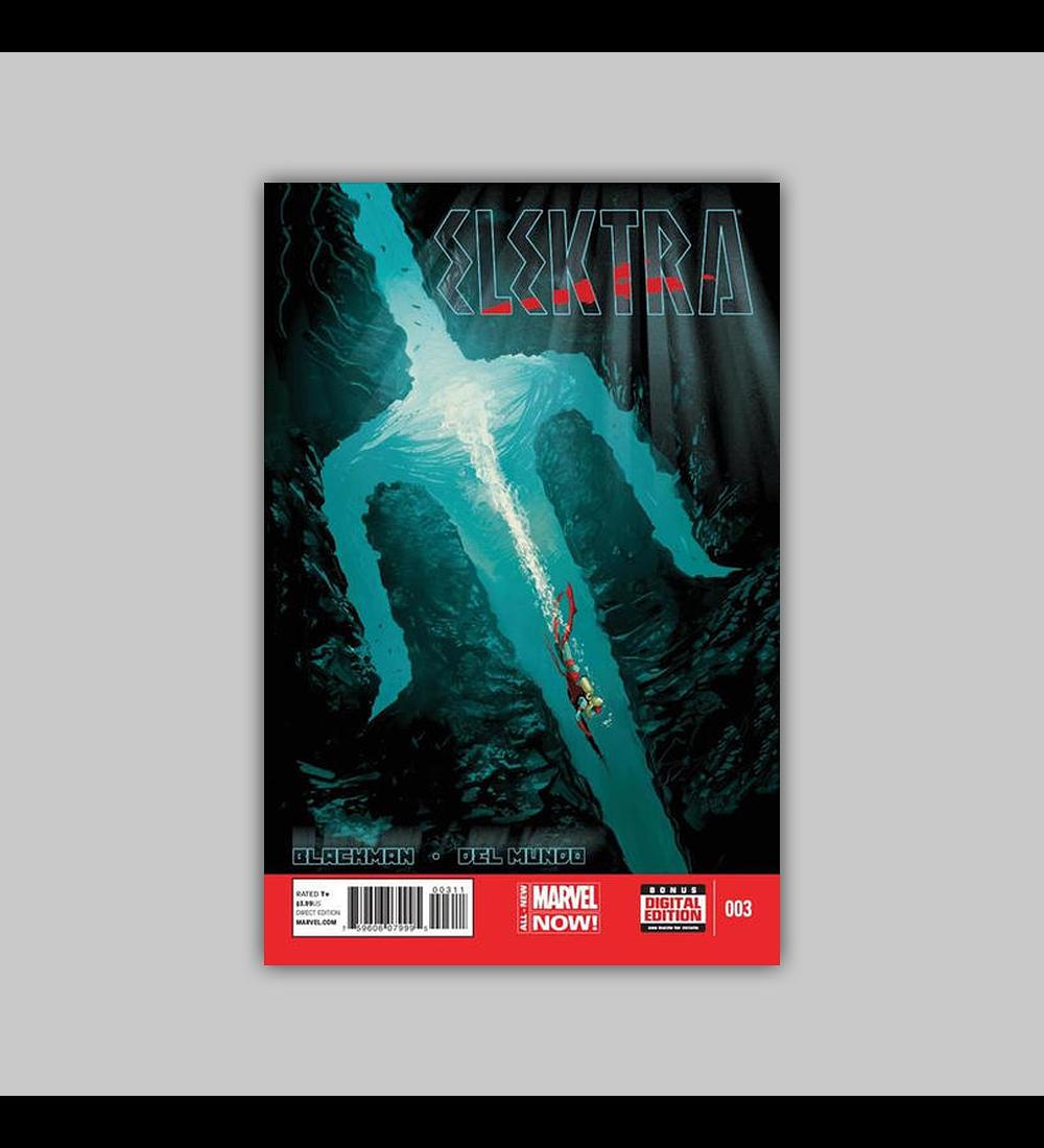 Elektra (Vol. 3) 3 2014