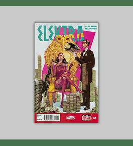 Elektra (Vol. 3) 8 2015