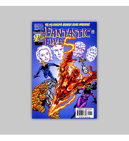Fantastic Five (complete limited series) 1999