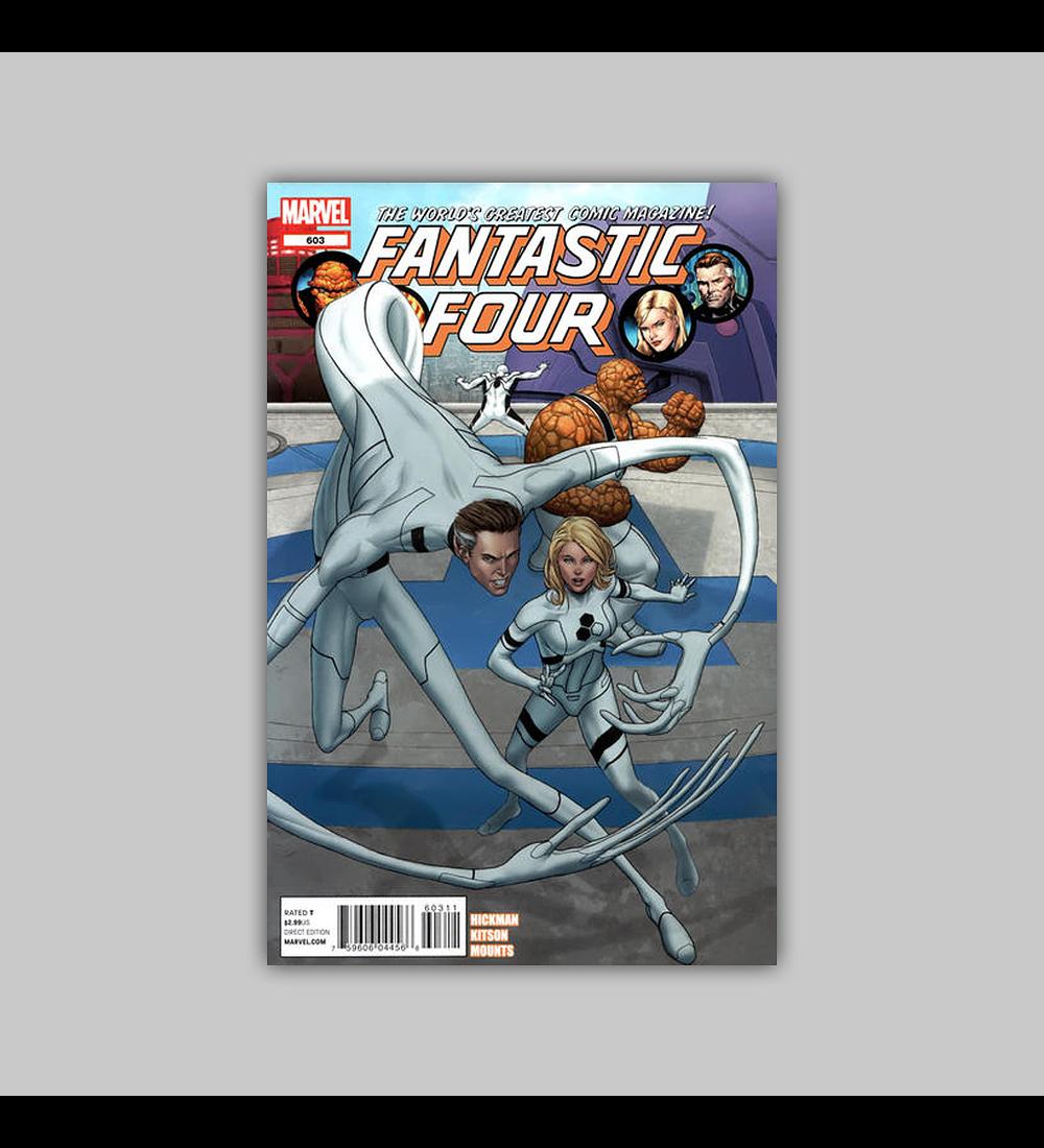 Fantastic Four 603 2012