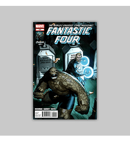 Fantastic Four 605 2012