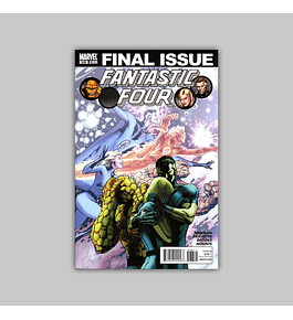 Fantastic Four (Vol. 3) 588 2011