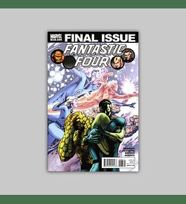 Fantastic Four (Vol. 3) 588 2011