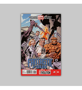 Fantastic Four (Vol. 4) 5 2013