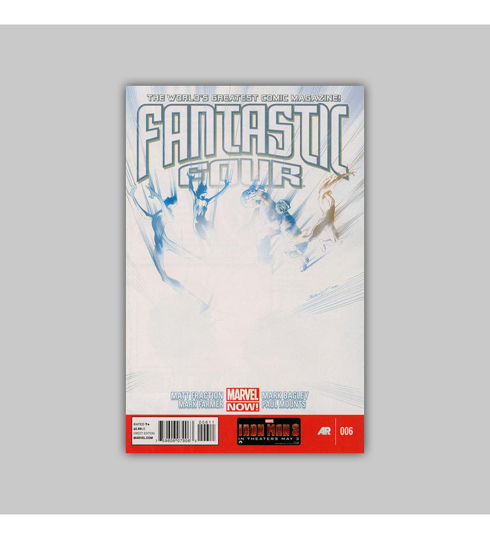 Fantastic Four (Vol. 4) 6 2013