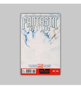Fantastic Four (Vol. 4) 6 2013