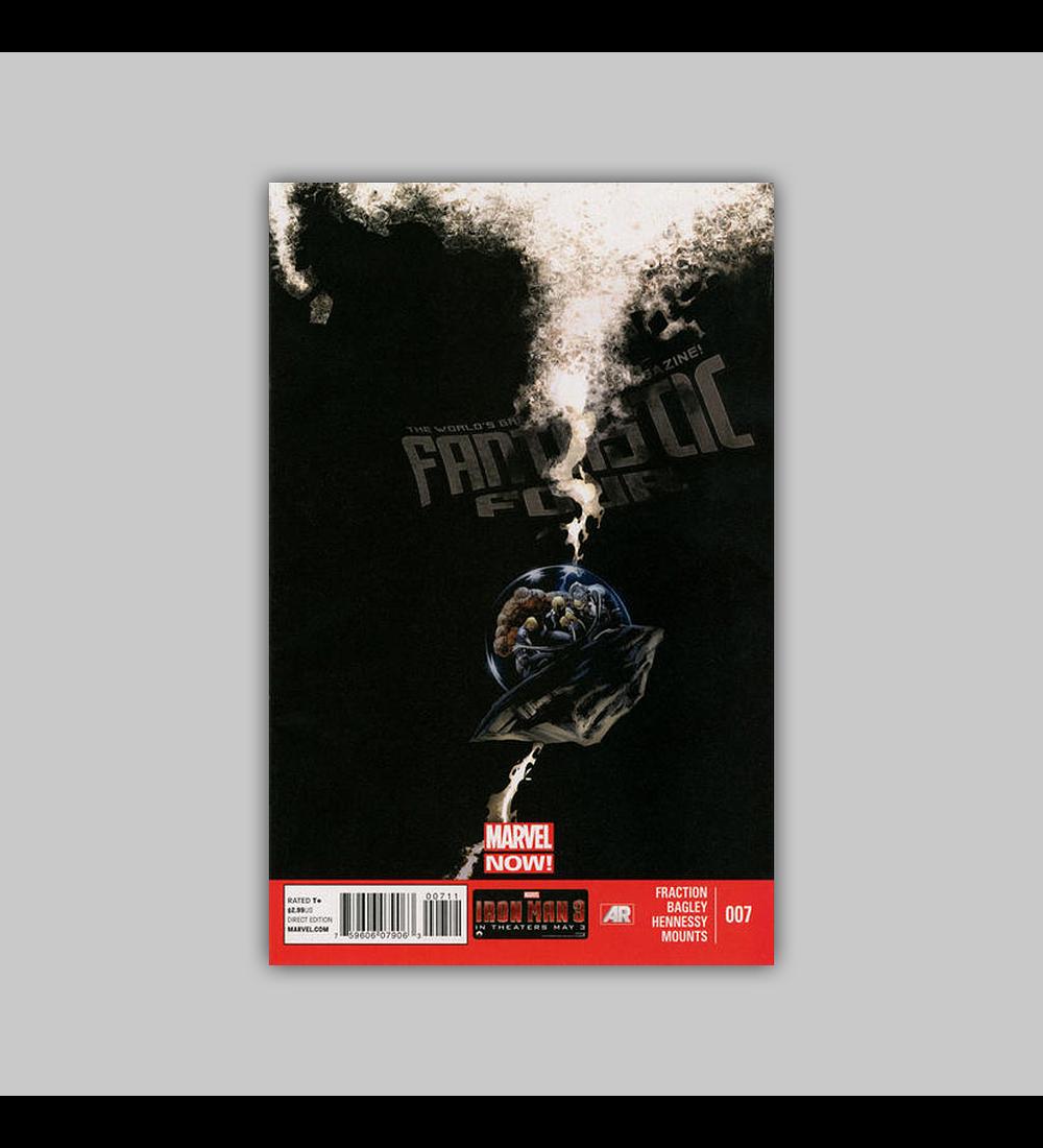 Fantastic Four (Vol. 4) 7 2013