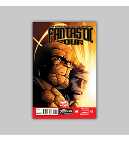 Fantastic Four (Vol. 4) 8 2013