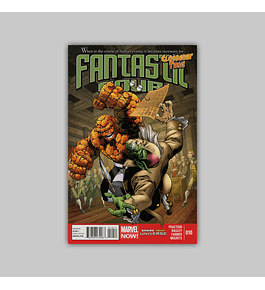 Fantastic Four (Vol. 4) 10 2013