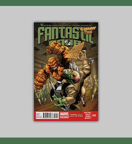 Fantastic Four (Vol. 4) 10 2013