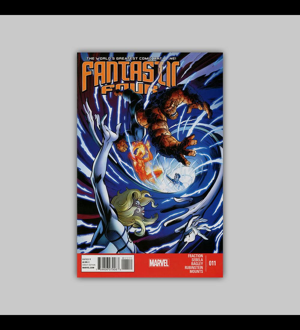 Fantastic Four (Vol. 4) 11 2013