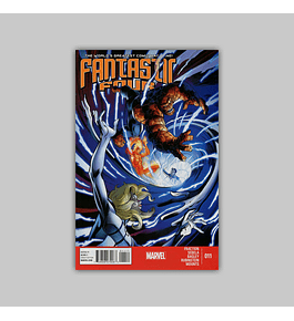 Fantastic Four (Vol. 4) 11 2013