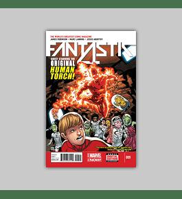 Fantastic Four (Vol. 5) 9 2014
