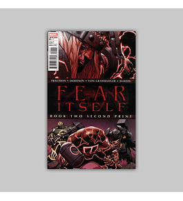 Fear Itself 2 2nd printing 2011