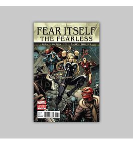 Fear Itself: Fearless 6 2012