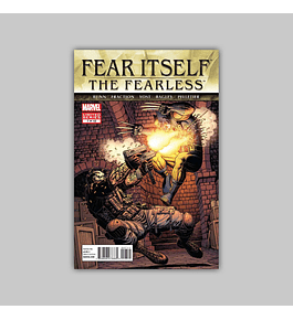 Fear Itself: Fearless 7 2012