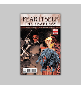 Fear Itself: Fearless 8 2012