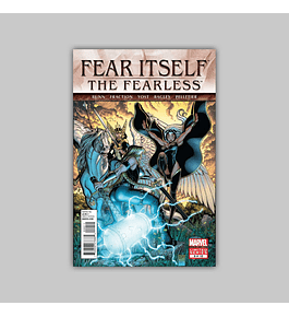 Fear Itself: Fearless 9 2012