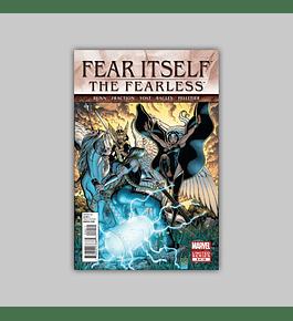 Fear Itself: Fearless 9 2012